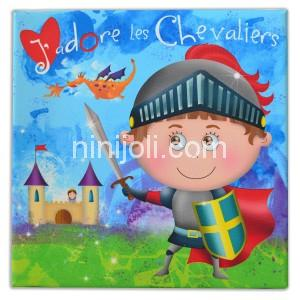 Ninijoli J'adore les Chevalier