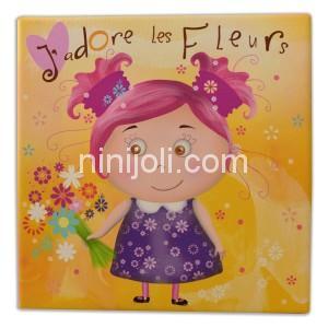 Ninijoli J'adore les Fleurs