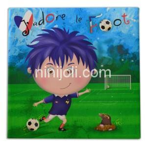 Ninijoli J'adore le Foot