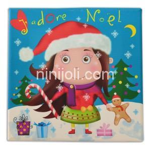 Ninijoli J'adore Noël fille
