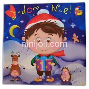 Ninijoli J'adore Noël Garçon