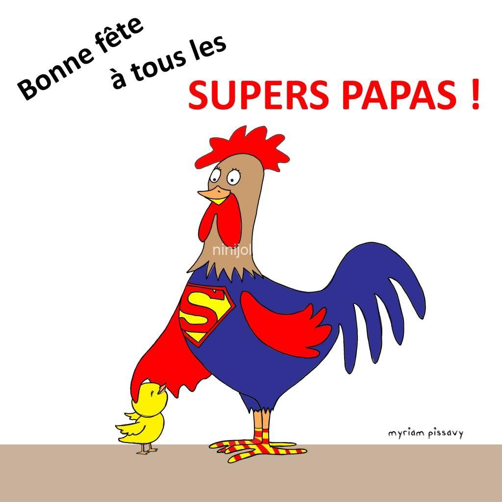 Coq-super-papa