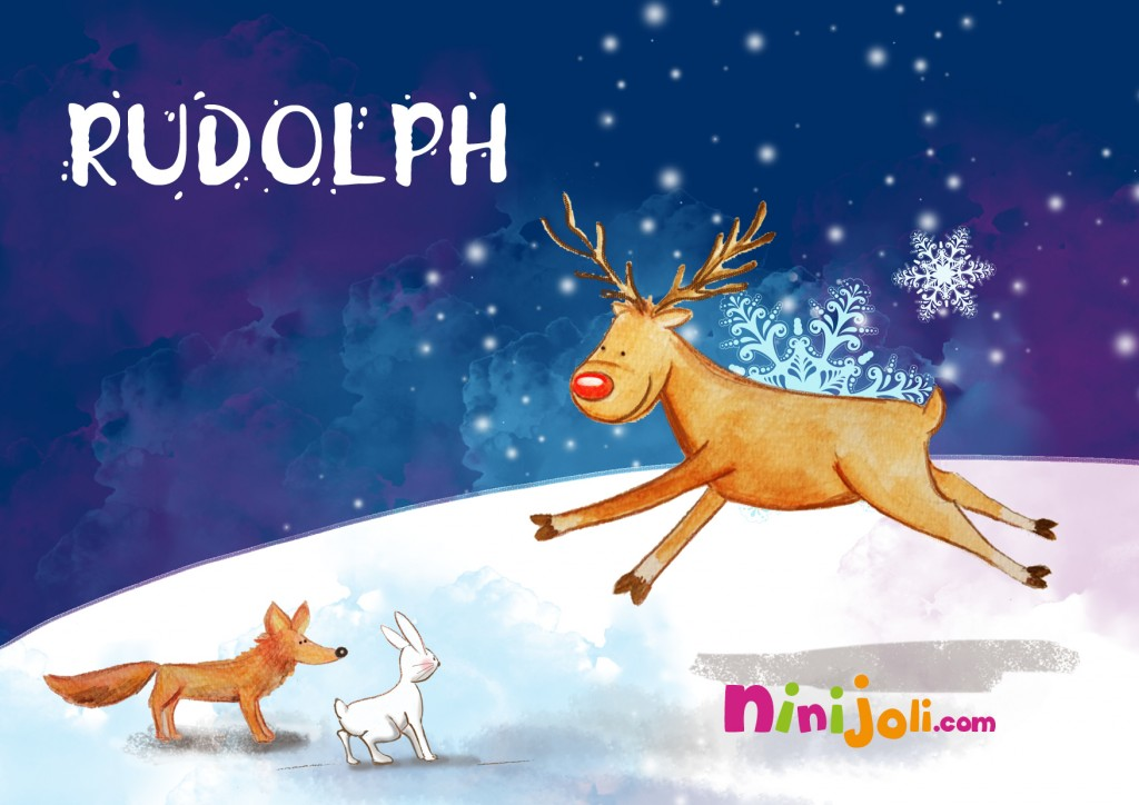 Rudolph Pages 1 et 2