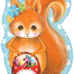 Écureuil-kit-Doudou